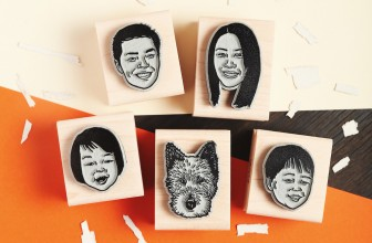 Custom Portrait Stamp – Stamp Yo Face!