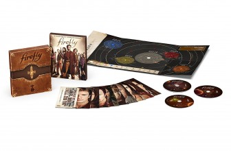 Firefly Complete Series 15th Anniversary Collectors Edition Blu-ray