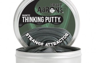Magnetic Strange Attractor Thinking Putty