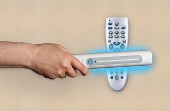 Portable Sanitizing Travel Wand