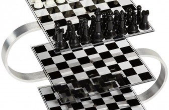 Three Dimension Chess Set