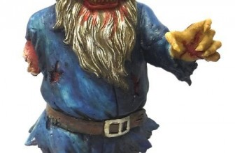 Zombie Garden Gnome with One Arm